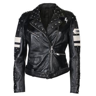 Damen Jacke (Metal Jacke) G2GDevil SF LAROXV - black, NNM