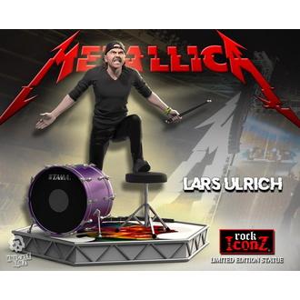 Figur Metallica - Lars Ulrich - Begrenzt Auflage, KNUCKLEBONZ, Metallica