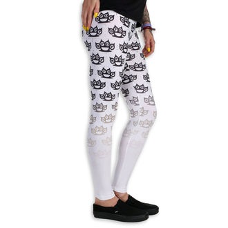 Hose Damen (Leggings) Five Finger Death Punch - ROCK OFF, ROCK OFF, Five Finger Death Punch