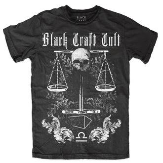 Herren T-Shirt - Libra - BLACK CRAFT, BLACK CRAFT
