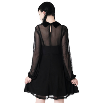 Damen Kleid langarm KILLSTAR - Lily Of The Alley Collar, KILLSTAR