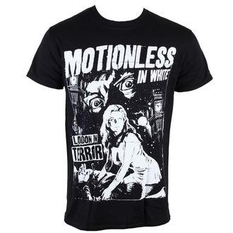 Herren T-Shirt Motionless in White - London Terror - LIVE NATION, LIVE NATION, Motionless in White