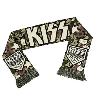 Schal Kiss - Armee - LOW FREQUENCY, LOW FREQUENCY, Kiss