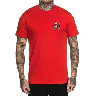 Herren T-Shirt SULLEN - OLD GLORY - ROT, SULLEN