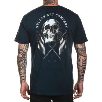 Herren T-Shirt SULLEN - OLD GLORY - MARINE, SULLEN