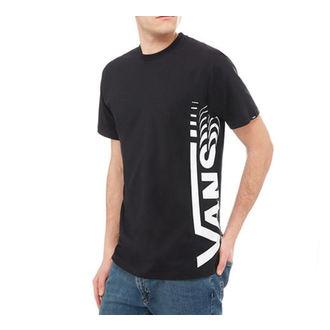 Herren Street T-Shirt - DISTORTED SS - VANS, VANS