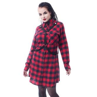Damen Kleid VIXXSIN - MASTER - ROT PRÜFEN, VIXXSIN