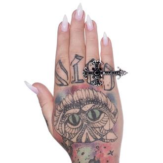Ring KILLSTAR - Mea Culpa 2-Finger, KILLSTAR