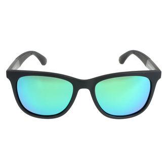 Sonnenbrille MEATFLY - CLUTCH D 4/17/55 - SCHWARZ, MEATFLY