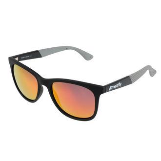 Sonnenbrille MEATFLY -  CLUTCH A 4/17/55 - SCHWARZ/GRAU, MEATFLY