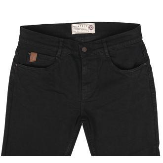 Herren Hose (Jeans) MEATFLY - Riot 2 - 1/7/55, A - Schwarz - MF170301072473