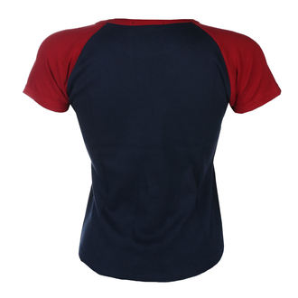 Damen T-Shirt Ramones - Presidential Seal - ROCK OFF, ROCK OFF, Ramones