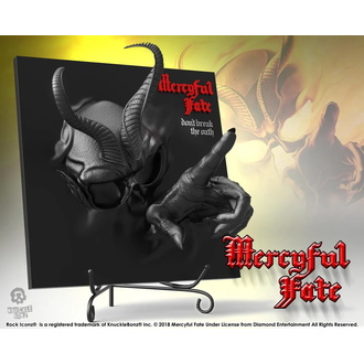 Bild (3D vinyl) Mercyful Fate - Statue Don't Break the Oath Darkness Version, KNUCKLEBONZ, Mercyful Fate