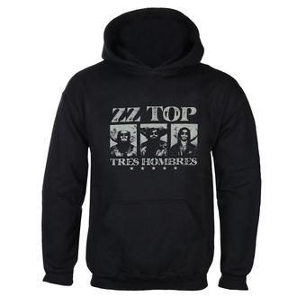 Herren Hoodie ZZ-Top - Tres Hombres - LOW FREQUENCY, LOW FREQUENCY, ZZ-Top