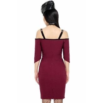 Frauenkleid von KILLSTAR - Miss Stardust - BLUT, KILLSTAR