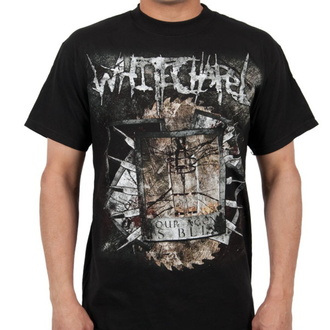 Herren T-Shirt Metal Whitechapel - Agony Is Bliss (Broken Glass) - INDIEMERCH, INDIEMERCH, Whitechapel