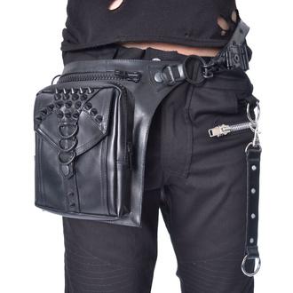 Tasche (Handtasche) VIXXSIN - MORTAL - SCHWARZ, VIXXSIN