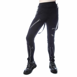 Damen Leggings CHEMICAL BLACK - MORWENNA - SCHWARZ - POI1018