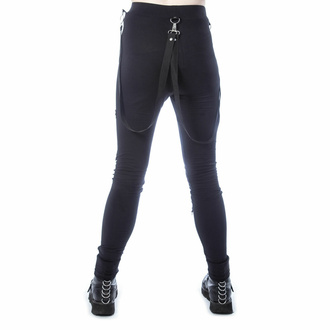 Damen Leggings CHEMICAL BLACK - MORWENNA - SCHWARZ, CHEMICAL BLACK