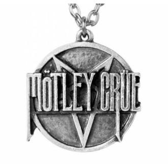 Halskette mit Anhänger ALCHEMY GOTHIC - Mötley Crüe, ALCHEMY GOTHIC, Mötley Crüe