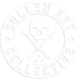 Aufkleber (groß) SULLEN - BOH DIE CUT STICKER 6 IN, SULLEN