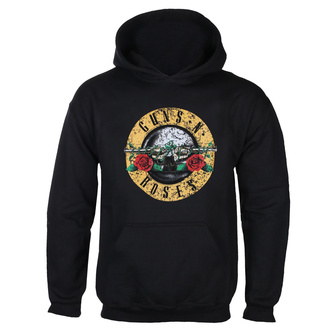 Herren Hoodie Guns N' Roses - Classic Logo - ROCK OFF, ROCK OFF, Guns N' Roses