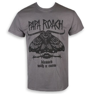 Herren T-Shirt Metal Papa Roach - Blessed Curse - KINGS ROAD, KINGS ROAD, Papa Roach