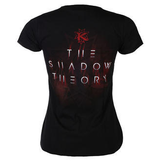 Damen T-Shirt Metal Kamelot - The Shadow Theory - NAPALM RECORDS, NAPALM RECORDS, Kamelot