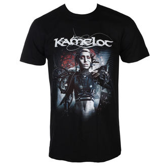 Herren T-Shirt Metal Kamelot - The Shadow Theory - NAPALM RECORDS, NAPALM RECORDS, Kamelot