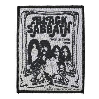 Aufnäher BLACK SABBATH - BAND - RAZAMATAZ, RAZAMATAZ, Black Sabbath