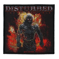 Aufnäher DISTURBED - INDESTRUCTIBLE - RAZAMATAZ, RAZAMATAZ, Disturbed