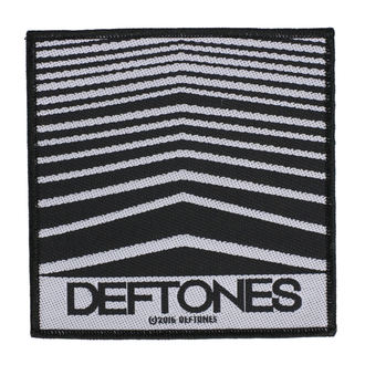 Patch Aufnäher Deftones - Abstract Lines - RAZAMATAZ, RAZAMATAZ, Deftones