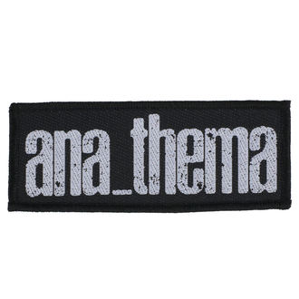 Patch Aufnäher Anathema - Logo - RAZAMATAZ, RAZAMATAZ, Anathema