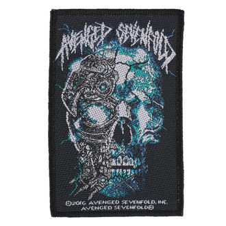 Patch Aufnäher Sevenfold - Biomechanlcal - RAZAMATAZ, RAZAMATAZ, Avenged Sevenfold