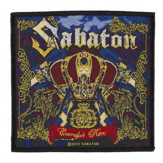 Aufnäher SABATON - CAROLUS REX - RAZAMATAZ, RAZAMATAZ, Sabaton