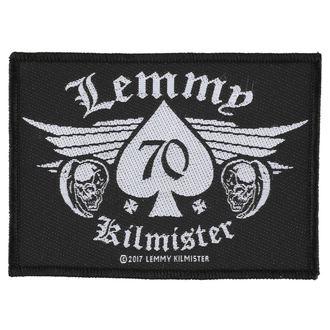 Aufnäher Motörhead - LEMMY - 70 - RAZAMATAZ, RAZAMATAZ, Motörhead