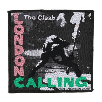 Aufnäher DAS CLASH - LONDON CALLING - RAZAMATAZ, RAZAMATAZ, Clash