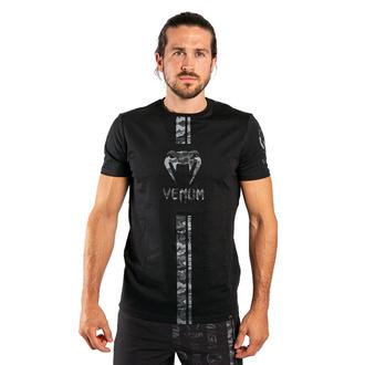 Herren T-Shirt VENUM - Logos - Schwarz / Urban camo, VENUM