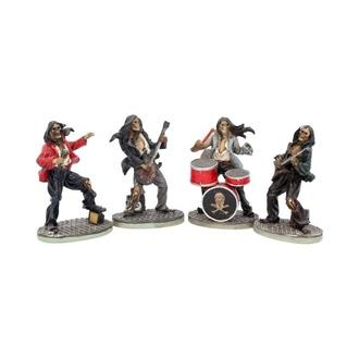 Dekoration (Figuren 4er Pack)  One Hell Of A Band!, NNM