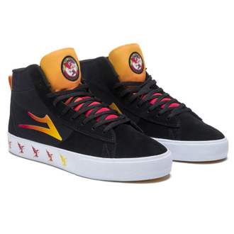 Schuhe Lakai x Black Sabbath - Never Say Die - Newport Hallo - schwarz gradient wildleder-, Lakai x Black Sabbath, Black Sabbath