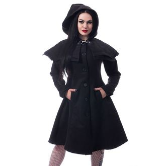 Damen Mantel HEARTLESS - NIGHT FLIGHT - SCHWARZ, HEARTLESS