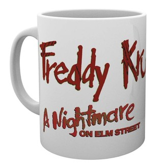 Tasse A Nightmare on Elm Street - Freddy Krueger - GB posters, GB posters, Nightmare - Mörderische Träume