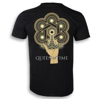 Herren T-Shirt Metal Amorphis - Queen of time - NUCLEAR BLAST, NUCLEAR BLAST, Amorphis