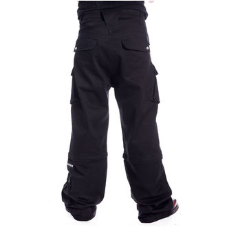 Herren Hose CHEMICAL BLACK - NIXON - SCHWARZ, CHEMICAL BLACK