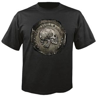 Herren T-Shirt Metal Sepultura - Quadra - NUCLEAR BLAST, NUCLEAR BLAST, Sepultura