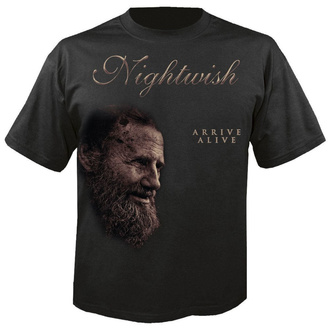 Herren T-Shirt Metal Nightwish - Shoemaker - NUCLEAR BLAST, NUCLEAR BLAST, Nightwish