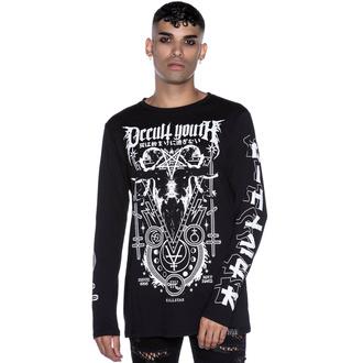 Unisex Hemd mit langen Ärmeln KILLSTAR - Occult, KILLSTAR