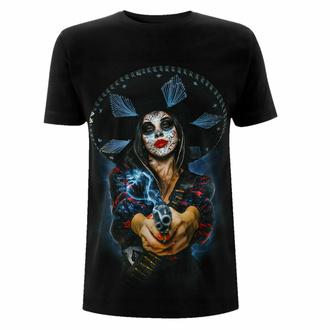 Herren-T-Shirt Offspring - Bad Times - Schwarz, NNM, Offspring