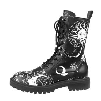 Damen Schuhe Boots KILLSTAR - Astral - Licht Kampf, KILLSTAR