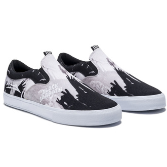Schuhe Lakai x Black Sabbath - Master of Reality - Owen WOLF - schwarz weiß segeltuch, Lakai x Black Sabbath, Black Sabbath